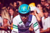 September 5th 2017, Logrono, Spain; Cycling, Vuelta a Espana Stage 16, individual time trial; Miguel Angel Lopez