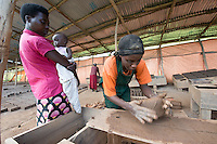 Kayonza brick factory