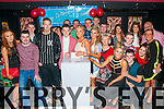 18th Birthday : Adam O'Rourke, Listowel celebrating his 18th birthday with family & friends at the Mermaids Bar, Listowel on Saturday night last.