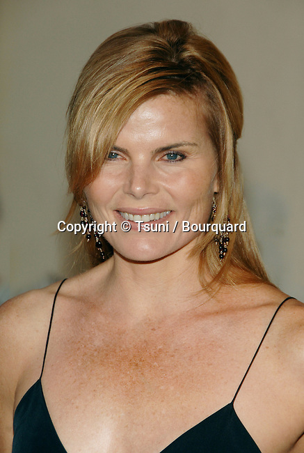 Mariel Hemingway arriving at the In Her Line Of Fire  Premiere at the Regent Showsace Theatre in Los Angeles. April 19 2006.