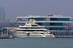 Dilbar Yacht in Valencia
