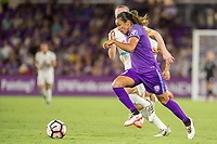 Orlando, FL - Saturday July 15, 2017: Marta Vieira Da Silva during a regular season National Women's Soccer League (NWSL) match between the Orlando Pride and FC Kansas City at Orlando City Stadium.