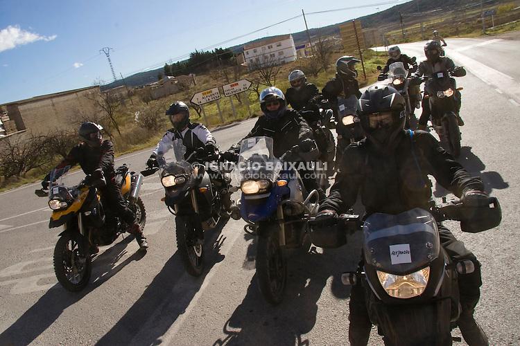 """CURSILLO """"OFF-ROAD"""" 22-23 Noviembre ENDURO PARK ARAS RURAL"""