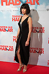 """Nerea Barros attends to the premiere of the spanish film """"Tenemos que Hablar"""" in Madrid, February 25, 2016. (ALTERPHOTOS/BorjaB.Hojas)"""