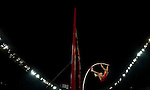 SHANGHAI, CHINA - MAY 19:  Yansheng Yang of China competes to win the Men Pole Vault during the Samsung Diamond League on May 19, 2012 at the Shanghai Stadium in Shanghai, China.  Photo by Victor Fraile / The Power of Sport Images