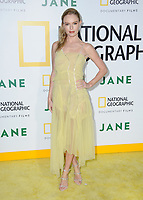 09 October  2017 - Hollywood, California - Kate Bosworth. L.A. premiere of National Geographic Documentary Films' &quot;Jane&quot; held at Hollywood Bowl in Hollywood. <br /> CAP/ADM/BT<br /> &copy;BT/ADM/Capital Pictures