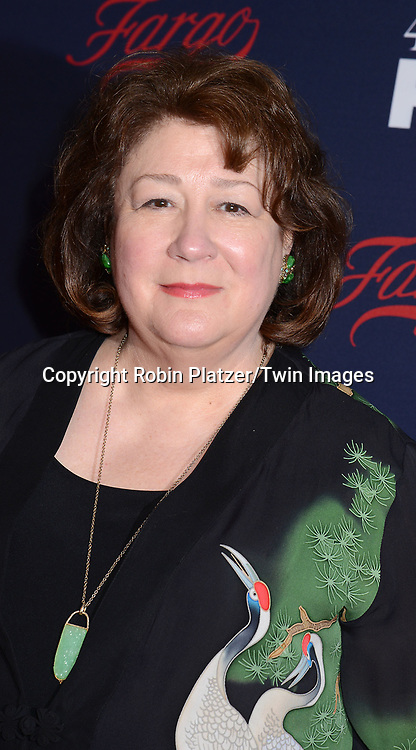 Margo Martindale attends FX's 2017 All-Star Upfront on  April 6, 2017 at SVA Theater in New York, New York, USA. <br /> <br /> photo by Robin Platzer/Twin Images<br />  <br /> phone number 212-935-0770