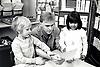 Claremont primary school, Notttingham UK 1986