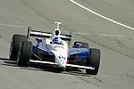4 August 2007: Buddy Rice (USA) at the Firestone Indy 400, Michigan International Speedway, Brooklyn, Michigan