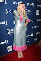 LOS ANGELES - APR 12:  Chloe Grace Moretz at GLAAD Media Awards Los Angeles at Beverly Hilton Hotel on April 12, 2018 in Beverly Hills, CA