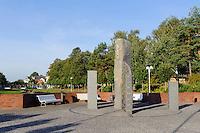 Kurpromenade im Ostseebad Baabe auf Rügen, Mecklenburg-Vorpommern, Deutschland
