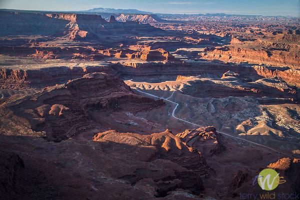Canyonlands National Park. Utah.