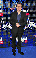 Aled Jones at the Global Awards 2019, Hammersmith Apollo (Eventim Apollo), Queen Caroline Street, London, England, UK, on Thursday 07th March 2019.<br /> CAP/CAN<br /> &copy;CAN/Capital Pictures