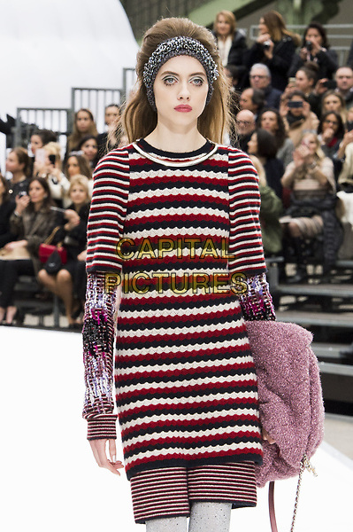 CHANEL<br /> at Paris Fashion Week FW 17 18<br /> in Paris, France on  March 07, 2017.<br /> CAP/GOL<br /> &copy;GOL/Capital Pictures