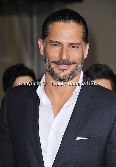 Joe Manganiello  at the Last Stand Premiere at the Chinese Theatre in Los Angeles.