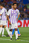 Real Valladolid's Anuar Mohamed Tuhami during La Liga match. August 31, 2018. (ALTERPHOTOS/A. Perez Meca)