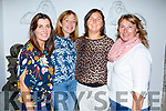 Mary Hurley from Tralee celebrating the birthday in Bella Bia celebrating the birthday on Friday night.  <br /> L-r, Denise Allman, Siobhan Power, Mary Hurley and Mary Browne.