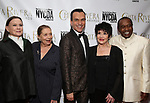 Ann Reinking, Graciela Daniele, Joe Lanteri, Chita Rivera and Ben Vereen attends the Chita Rivera Awards at NYU Skirball Center on May 19, 2019 in New York City.