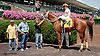 Ninety Five South winning at Delaware Park on 8/13/14