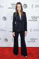"15 April 2016 - New York, New York- Katie Holmes. ""All We Had"" screening at Tribeca Film Festival 2016. Photo Credit: Mario Santoro/AdMedia"