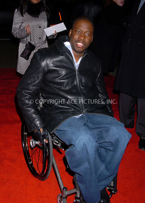 "WWW.ACEPIXS.COM . . . . .  ....NEW YORK, MARCH 20, 2006....Darryl Mitchell at the premiere of ""Inside Man"".....Please byline: AJ Sokalner - ACEPIXS.COM.... *** ***..Ace Pictures, Inc:  ..Philip Vaughan (212) 243-8787 or (646) 769 0430..e-mail: info@acepixs.com..web: http://www.acepixs.com"