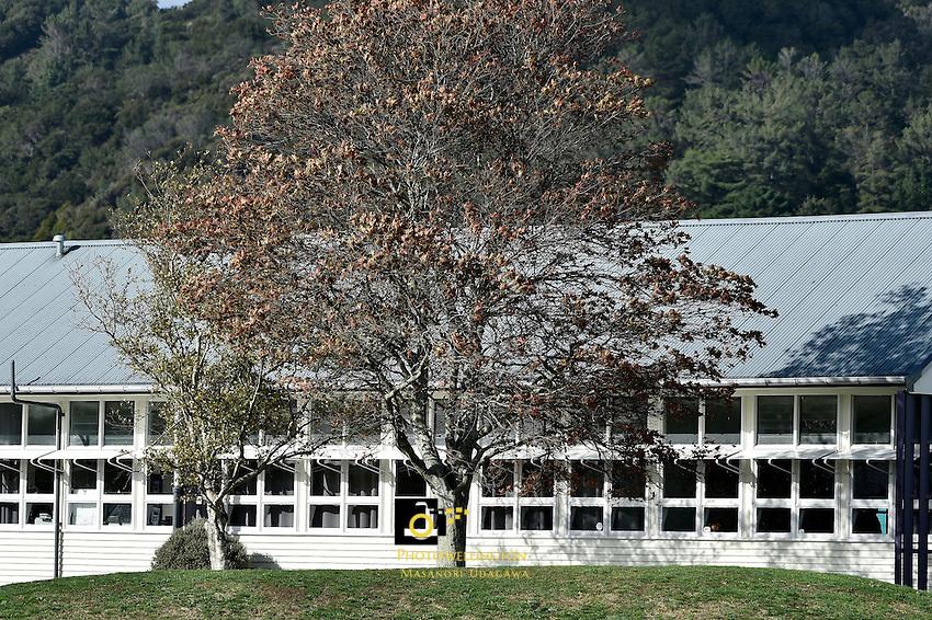 College Rugby U65kg - Heretaunga College v Horowhenua College at Heretaunga College, Upper Hutt, New Zealand on Thursday 12 May 2016. <br /> Photo by Masanori Udagawa. <br /> www.photowellington.photoshelter.com.