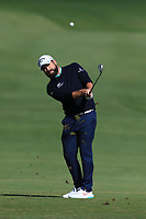 Matthew Baldwin (ENG) on the 7th during Round 2 of the Challenge Tour Grand Final 2019 at Club de Golf Alcanada, Port d'Alcúdia, Mallorca, Spain on Friday 8th November 2019.<br /> Picture:  Thos Caffrey / Golffile<br /> <br /> All photo usage must carry mandatory copyright credit (© Golffile | Thos Caffrey)