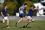 NELSON, NEW ZEALAND - Division 2 Rugby - Riwaka v Nelson. Trafalgar Park, Nelson, New Zealand. Saturday 11 July 2020. (Photo by Chris Symes/Shuttersport Limited)