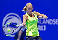 Rotterdam, Netherlands, December 17, 2017, Topsportcentrum, Ned. Loterij NK Tennis, Final woman's single: Chayenne Ewijk (NED)  <br /> Photo: Tennisimages/Henk Koster
