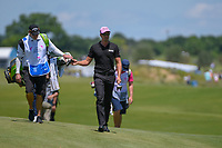 Henrik Stenson (SWE) makes his way down 7 during round 4 of the AT&T Byron Nelson, Trinity Forest Golf Club, Dallas, Texas, USA. 5/12/2019.<br /> Picture: Golffile   Ken Murray<br /> <br /> <br /> All photo usage must carry mandatory copyright credit (© Golffile   Ken Murray)