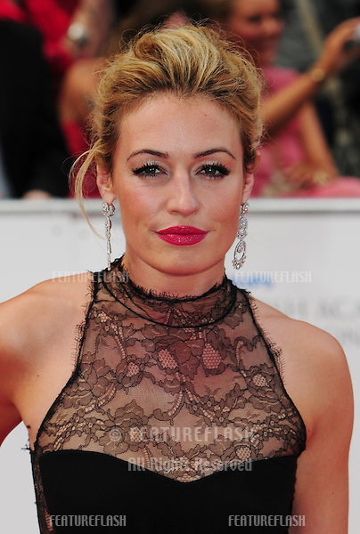 Cat Deeley arrives for the BAFTA TV Awards at the Grosvenor House Hotel, London. 22/05/2011  Picture by: Simon Burchell / Featureflash