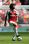 Mohamed Elneny of Arsenal during the The FA Community Shield match at Wembley Stadium, London. Picture date 6th August 2017. Picture credit should read: Charlie Forgham-Bailey/Sportimage