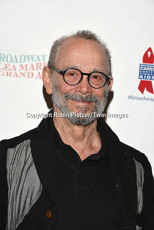 Joel Grey attends the Broadway Cares/Equity Fights Aids Flea Market and Grand Auction on September 25, 2016 at the Music Box Theatre and in Shubert Ally in New York, New York, USA. <br /> <br /> photo by Robin Platzer/Twin Images<br />  <br /> phone number 212-935-0770