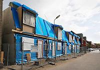 Nederland Zaandam 2016. Nieuwbouw in Zaandam. Foto Berlinda van Dam / Hollandse Hoogte
