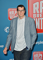 LOS ANGELES, CA. November 05, 2018: Timothy Simons at the world premiere of &quot;Ralph Breaks The Internet&quot; at the El Capitan Theatre.<br /> Picture: Paul Smith/Featureflash