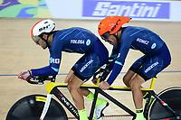 Picture by Simon Wilkinson/SWpix.com 23/03/2018 - Cycling 2018 UCI  Para-Cycling Track Cycling World Championships. Rio de Janeiro, Brazil - Barra Olympic Park Velodrome - Day 2 - MAXIMILIANO GOMEZ