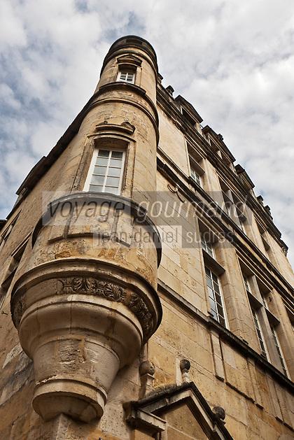 Europe/France/Aquitaine/24/Dordogne/Périgord Pourpre/Bergerac: Maison Peyrarède - Musée du Tabac