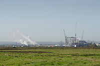 New Industry Along the Swale