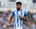 Philip Billing of Huddersfield Town during the premier league match at the John Smith's Stadium, Huddersfield. Picture date 20th August 2017. Picture credit should read: Simon Bellis/Sportimage