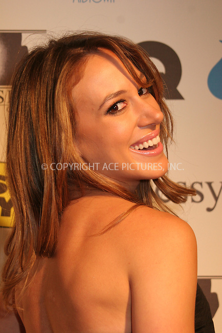 WWW.ACEPIXS.COM . . . . .  ....August 30, 2006, New York City. ....Hayle Duff attends the Timbaland's Pre-VMA Party at Nikki midtown.....Please byline: NANCY RIVERA- ACE PICTURES.... *** ***..Ace Pictures, Inc:  ..Philip Vaughan (212) 243-8787 or (646) 769 0430..e-mail: info@acepixs.com..web: http://www.acepixs.com