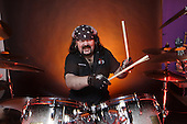 VINNIE PAUL, NEIL ZLOZOWER STUDIO, 2007