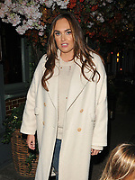 Tamara Ecclestone at the Ivy Chelsea Garden's Guy Fawkes party, The Ivy Chelsea Garden, King's Road, London, England, UK, on Sunday 04 November 2018.<br /> CAP/CAN<br /> &copy;CAN/Capital Pictures