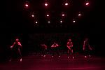 LE MOULIN DES TENTATIONS<br /> <br /> Conception, chorégraphie : Maxence Rey / Création et interprétation : Stéphane Fratti, Leïla Gaudin, Yoann Hourcade, Thomas Laroppe, Maxence Rey / Création lumière : Cyril Leclerc / Assistante création lumière : Calypso Baquet / Création sonore : Bertrand Larrieu / Scénographie : Frédérique de Montblanc / Costumes : Sophie Hampe / Regard extérieur : Leslie Mannès<br /> Cadre : Festival Faits d'hiver 2016<br /> Date : 04/02/2016<br /> Lieu : CDC - ATELIER DE PARIS - CAROLYN CARLSON<br /> © Laurent Paillier / photosdedanse.com