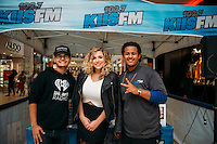 Alex Gervasi & the KIIS FM Street Team at Prom Preview Runway Show for Outstanding Local Students at The Shops at Montebello on April 9, 2016 (Photo by Tiffany Chien/Guest Of A Guest)