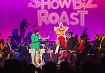 2013-07-23 Las Vegas Stratosphere SHOWBIZ ROASTS of former Mayor Oscar Goodman at the Stratosphere where Andy Walmsley  brings Vegas headliners together for one night only to roast one of their fellow celebrities.