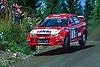 Tommi MAKINEN (FIN)-Risto MANNISENMAKI (FIN), MITSUBISHI Lancer Evo VI #1, FINLAND RALLY 1999