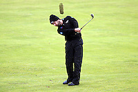 The final round of the Irish Open on 17th of May 2009 at Baltray, Co. Louth, Ireland. (Photo by Manus O'Reilly/GOLFFILE)