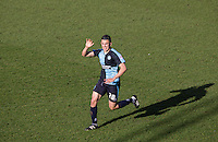 Luke O'Nien of Wycombe Wanderers during the Sky Bet League 2 match between Wycombe Wanderers and Mansfield Town at Adams Park, High Wycombe, England on 25 March 2016. Photo by Andy Rowland.