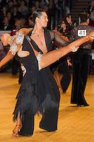 International Championships held at the Royal Albert Hall in London, United Kingdom. Thursday, 21. October 2010. ATTILA VOLGYI