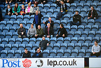 Preston North End fans look on<br /> <br /> Photographer Richard Martin-Roberts/CameraSport<br /> <br /> The EFL Sky Bet Championship - Preston North End v Wigan Athletic - Saturday 6th October 2018 - Deepdale Stadium - Preston<br /> <br /> World Copyright &not;&copy; 2018 CameraSport. All rights reserved. 43 Linden Ave. Countesthorpe. Leicester. England. LE8 5PG - Tel: +44 (0) 116 277 4147 - admin@camerasport.com - www.camerasport.com
